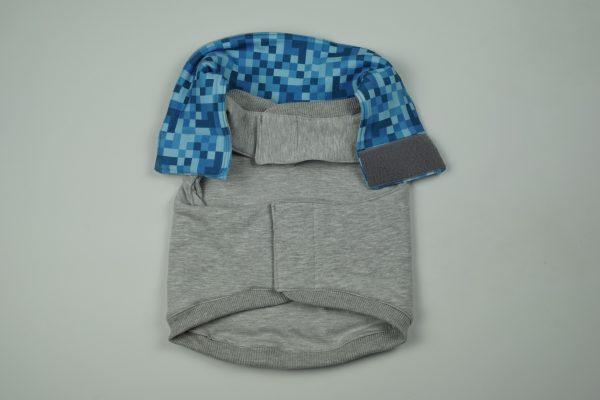 Bluza dla psa Pixels