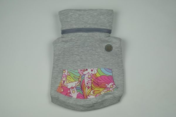 Bluza dla psa unicorn